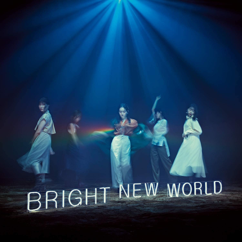 BRIGHT NEW WORLD(初回生産限定盤B)