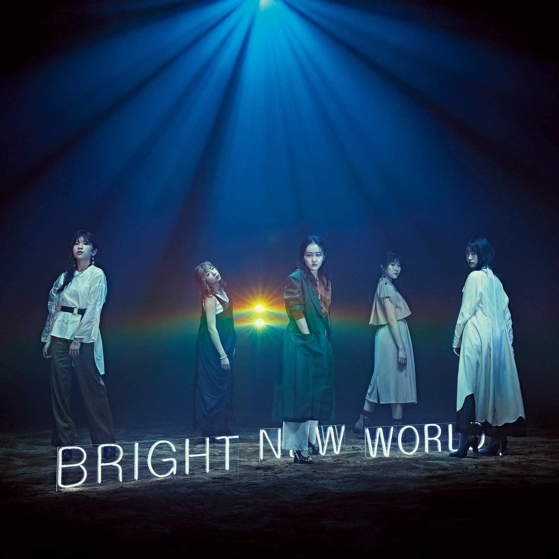 BRIGHT NEW WORLD(初回生産限定盤A)