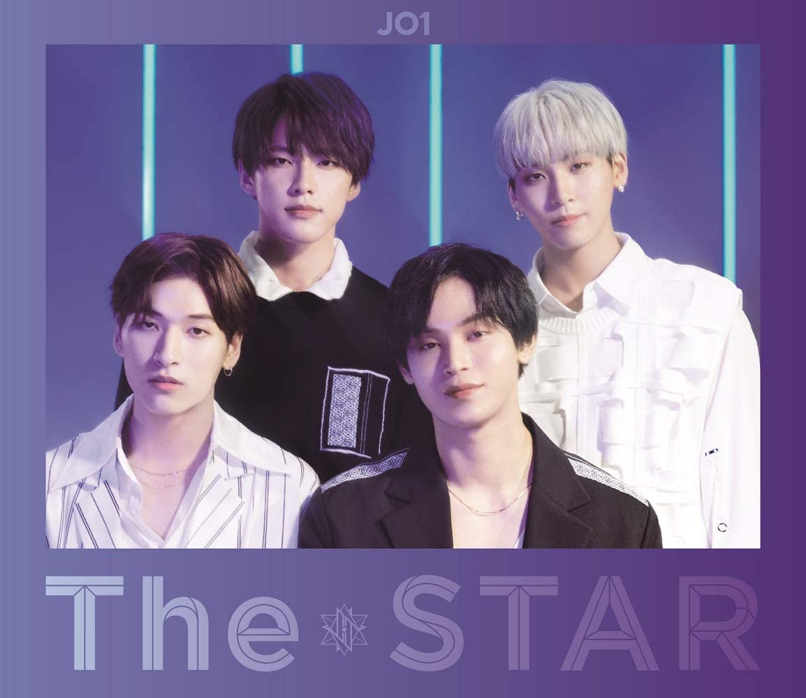 The STAR(初回限定盤Blue)