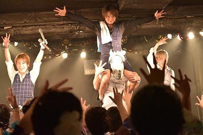 二番目のKaleido Knight LIVE画像です。