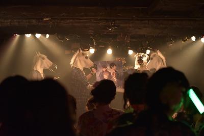 三番目ののKaleido Knight LIVE画像です。
