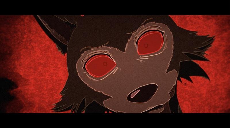 YOASOBI 怪物 MV サムネイル