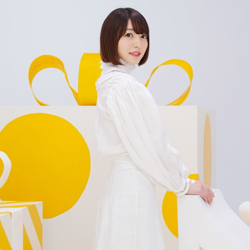 花澤香菜 ジャケット写真