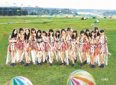 HKT48アーティスト写真