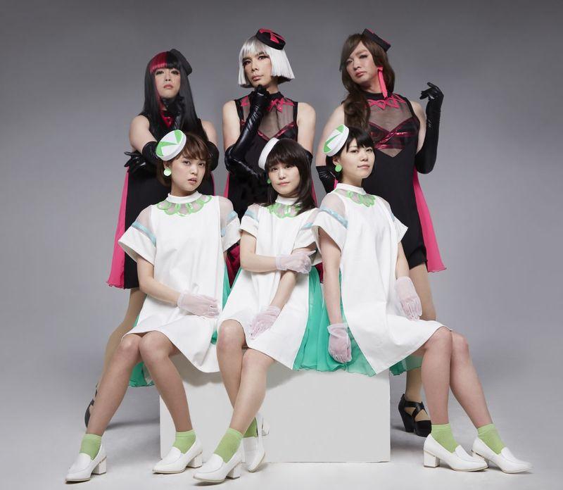 女装アイドルユニット「キケチャレ!」が 海外進出に向けて新メンバー加入発表とともに、 Negiccoとコラボした新曲のオンエアが決定!