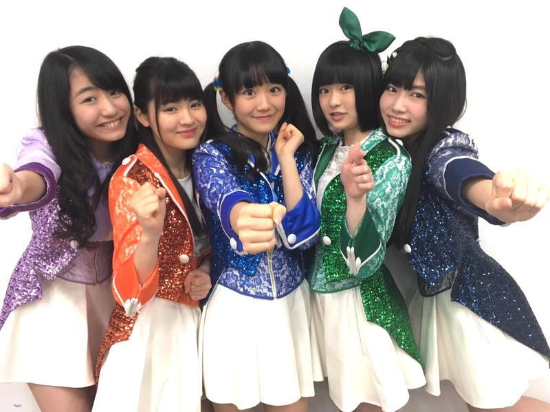super girls 3期メンバーで森永乳業 presentsツアーを開催 パルムで