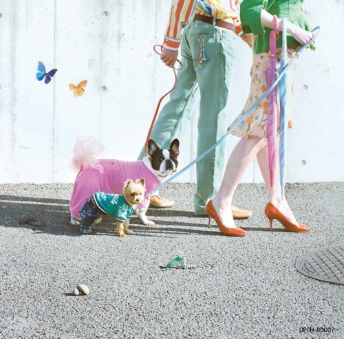 Dreams Come Trueの大阪LOVERのCDジャケット写真