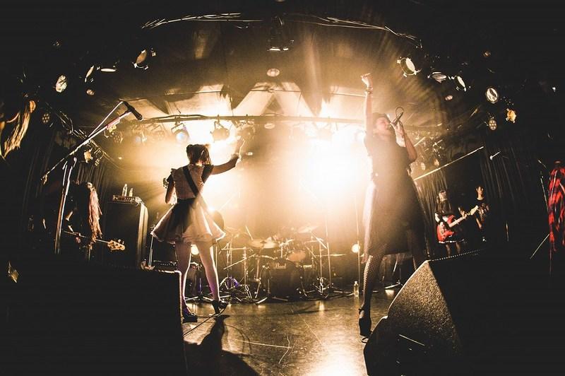 ライブ バンド メイド