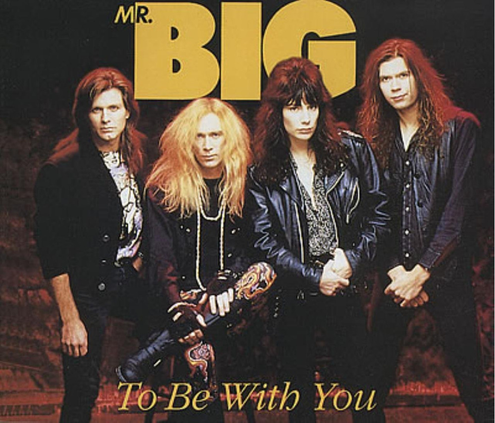 to be with you 全米1位から25年経ったいま その名曲を聴く理由とは